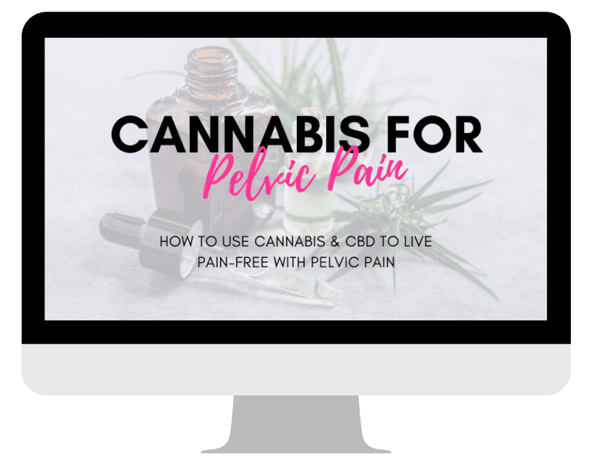 Intro To Cannabis for Pelvic Pain