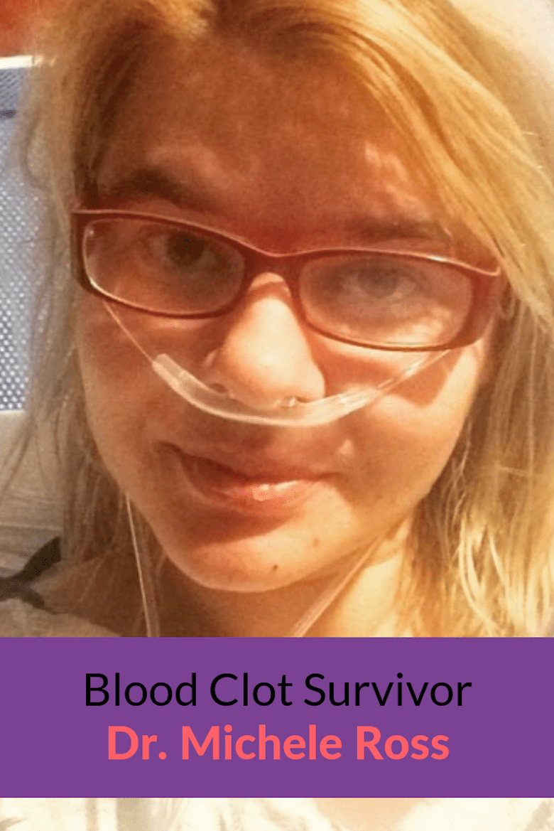 Blood Clot Survivor - My Journey Back To Health