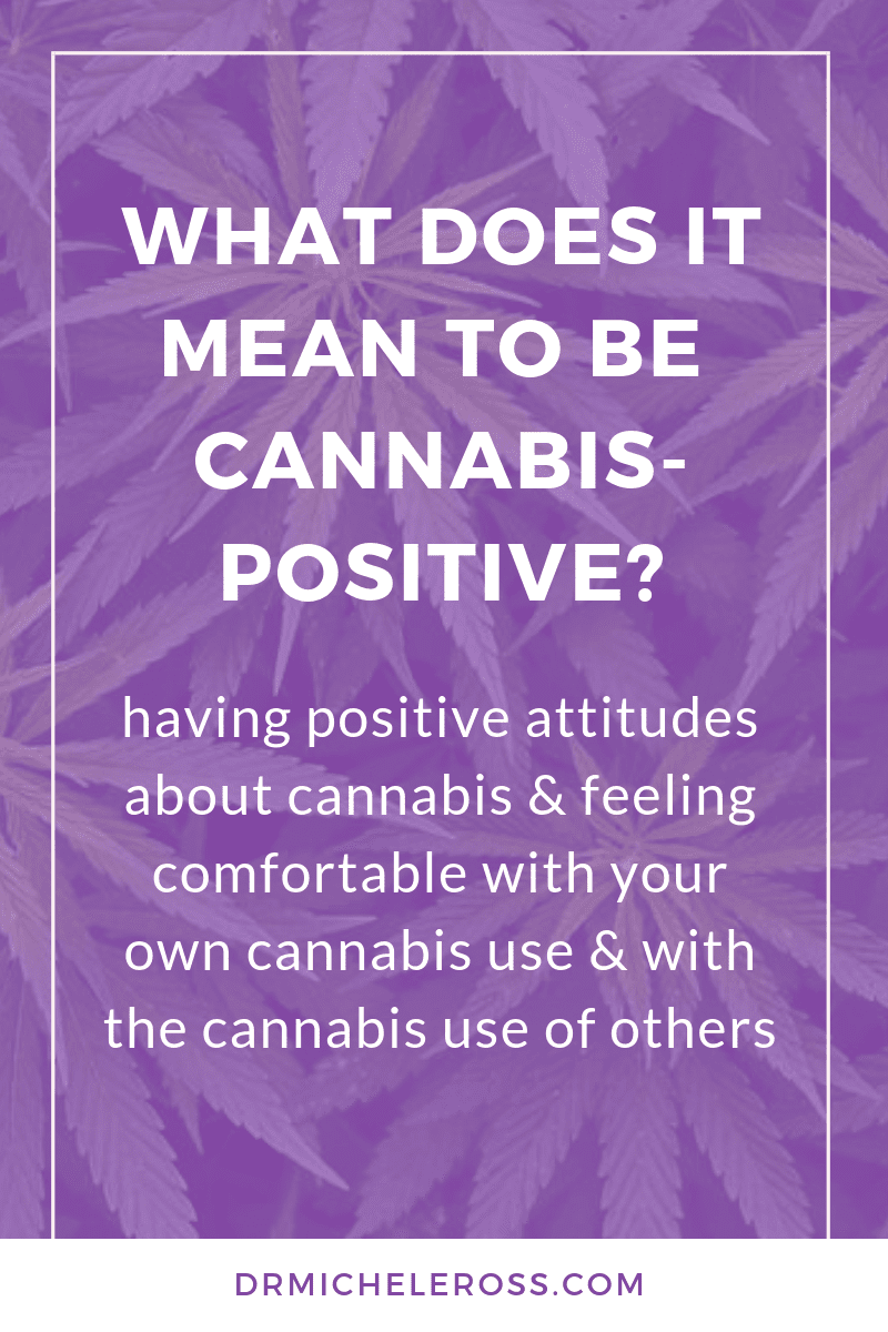 "What Does It Mean to Be ""Cannabis Positive?"""