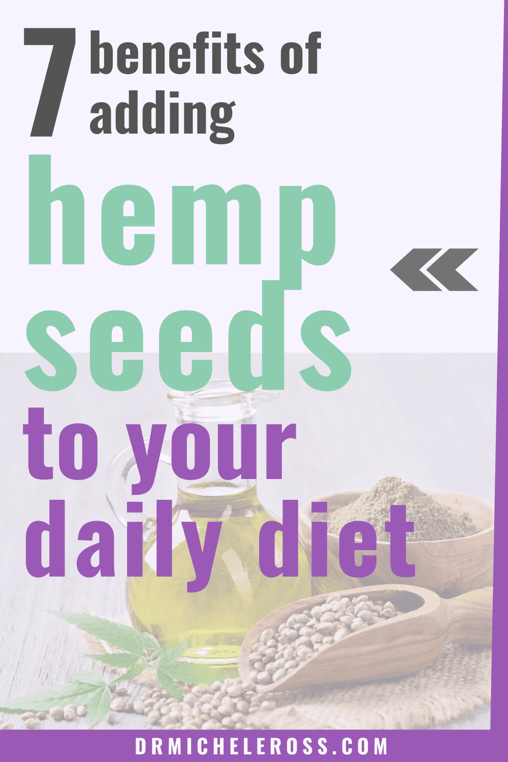 7 Benefits of Adding Hemp Seeds To Your Daily Diet