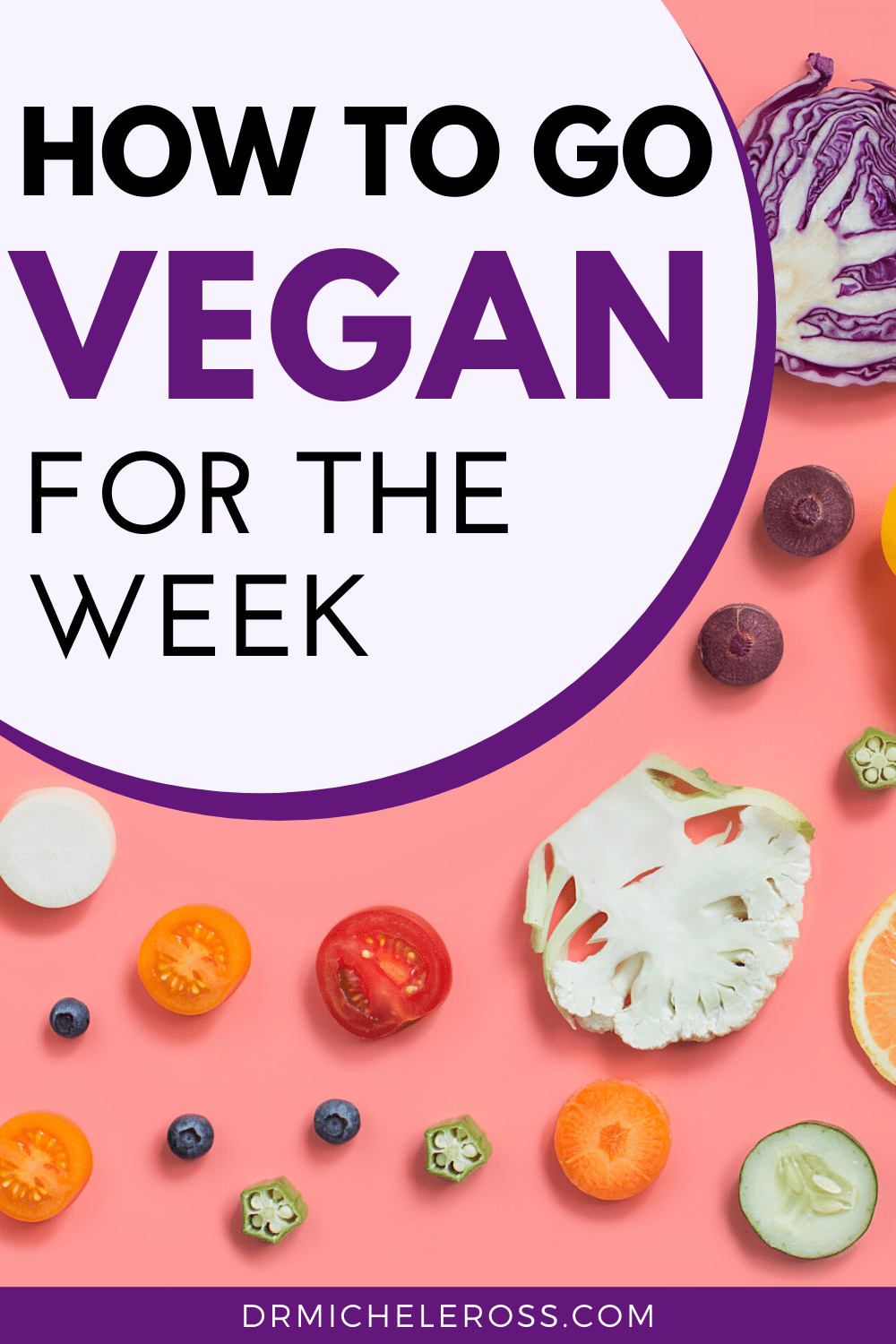 How To Go Vegan For A Week