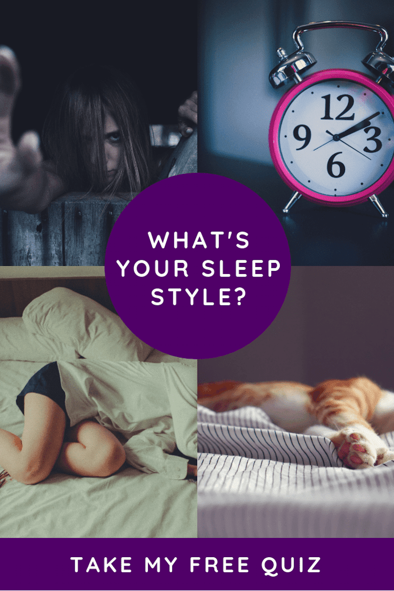 What\'s Your Sleep Style?