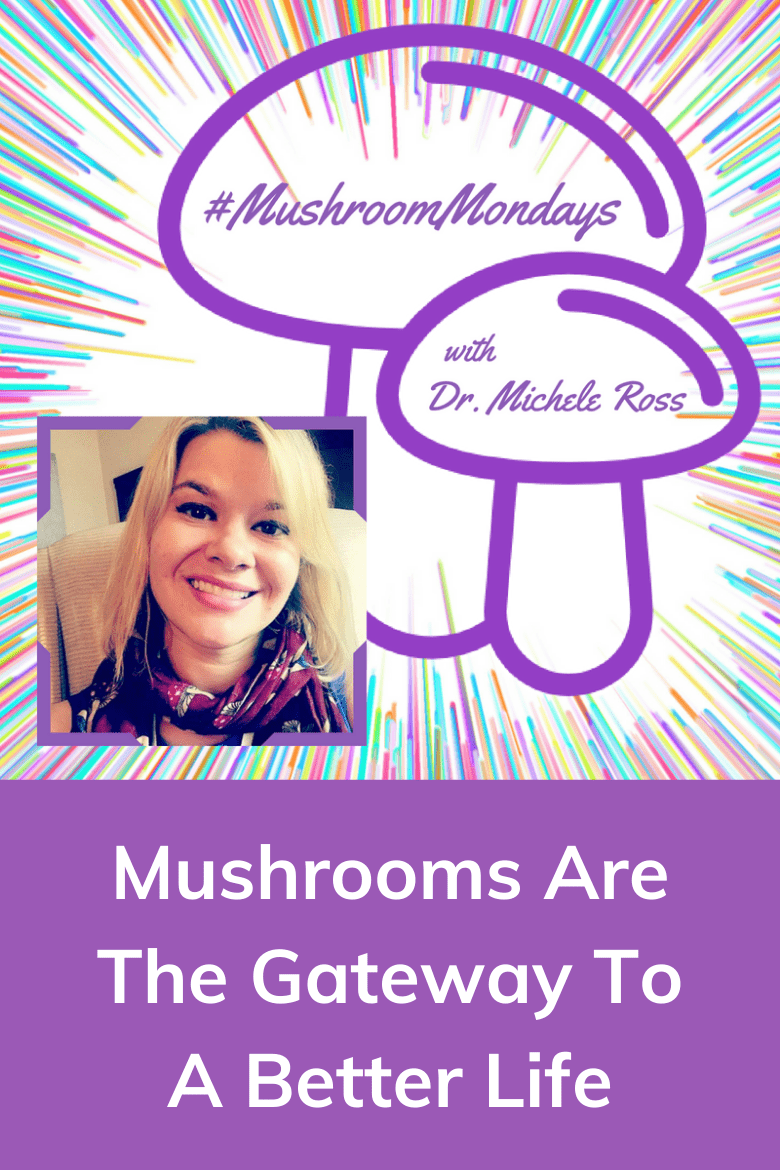 Mushrooms Are The Gateway To A Better Life