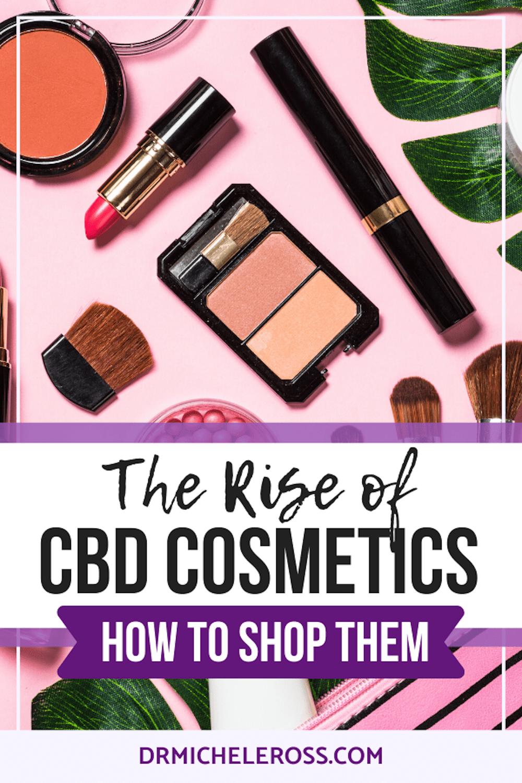 The Rise Of CBD Cosmetics