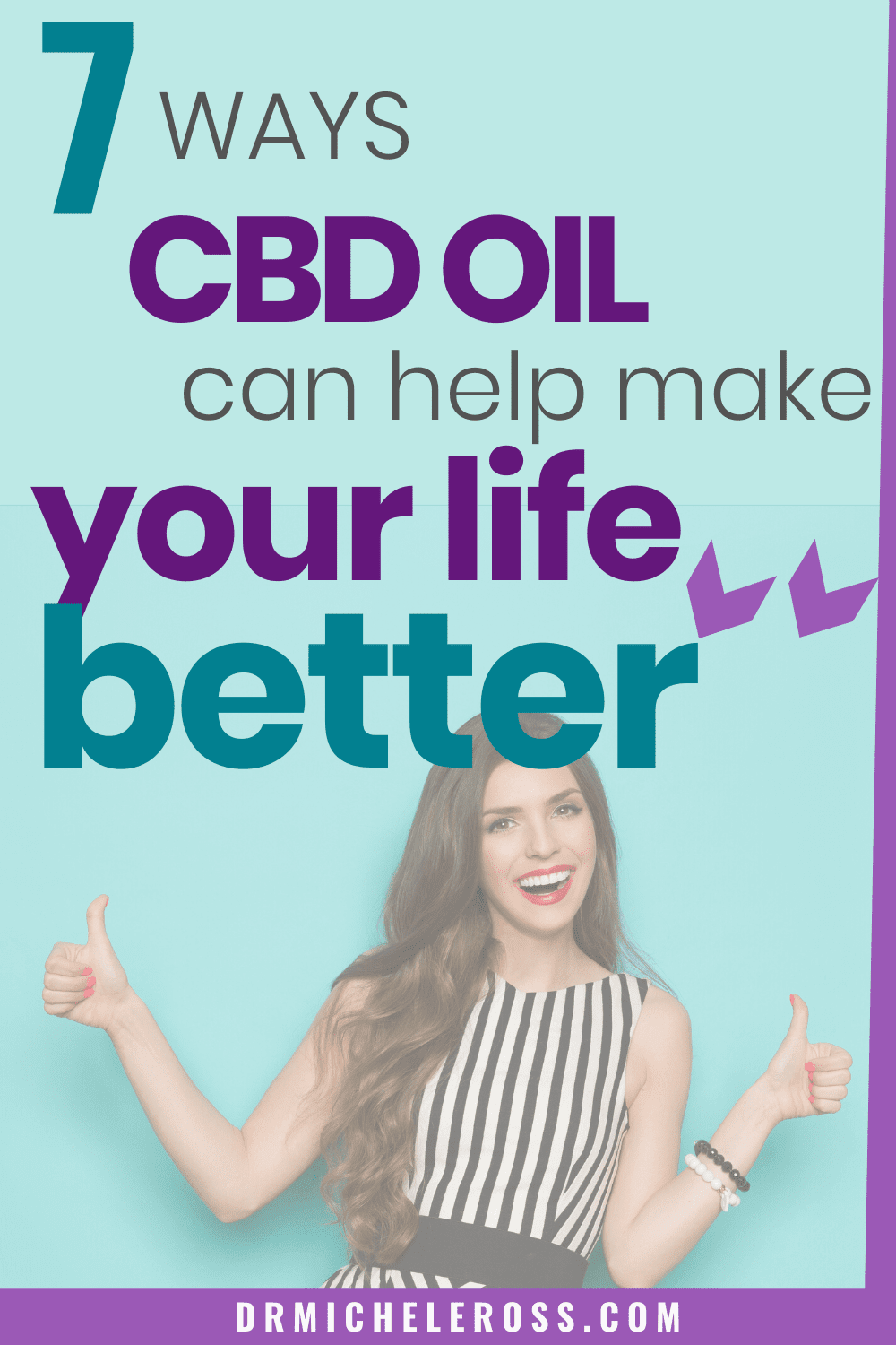 7 Unexpected Ways CBD Can Make Your Life Better