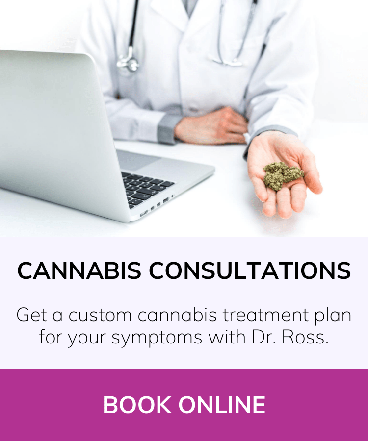Book a Personalized Cannabis Consultation with Dr. Michele Ross