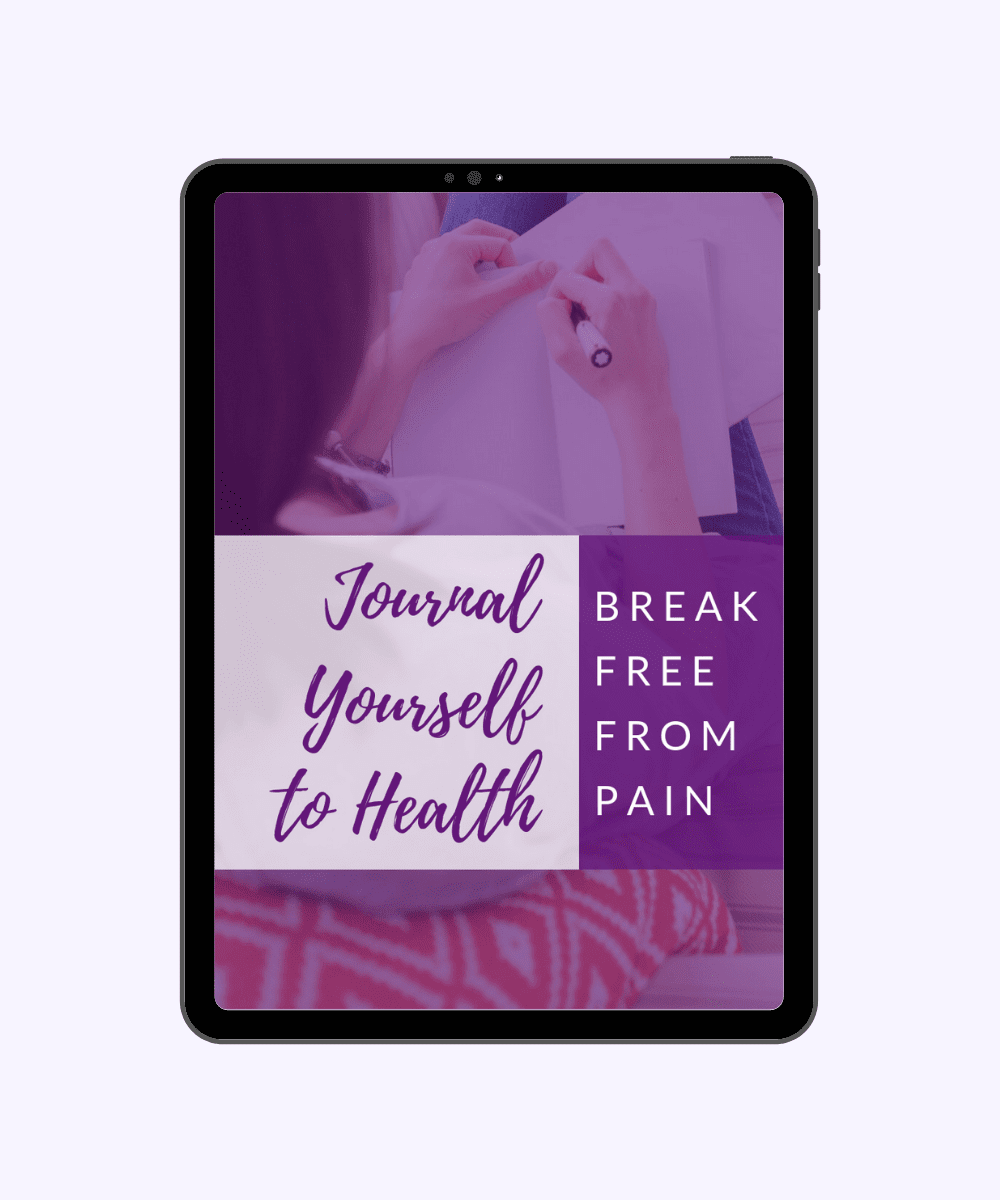 Journal Yourself To Health