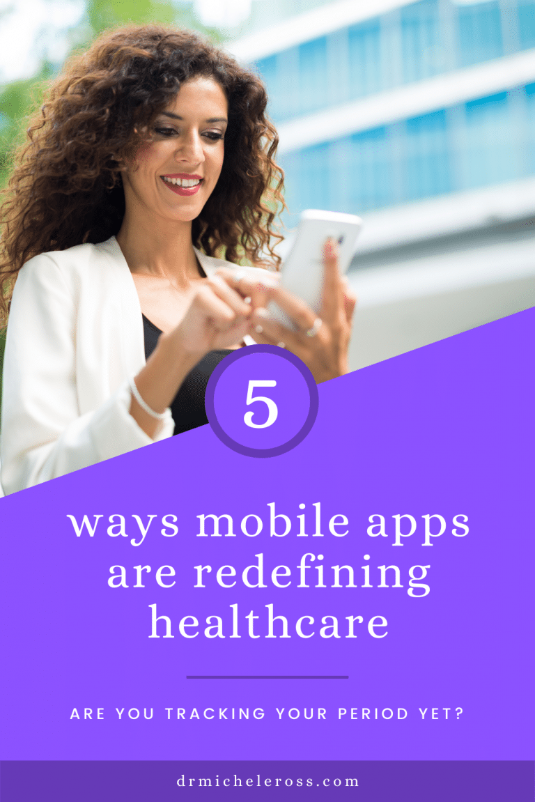 5 Ways Mobile Apps Are Redefining the Healthcare Industry
