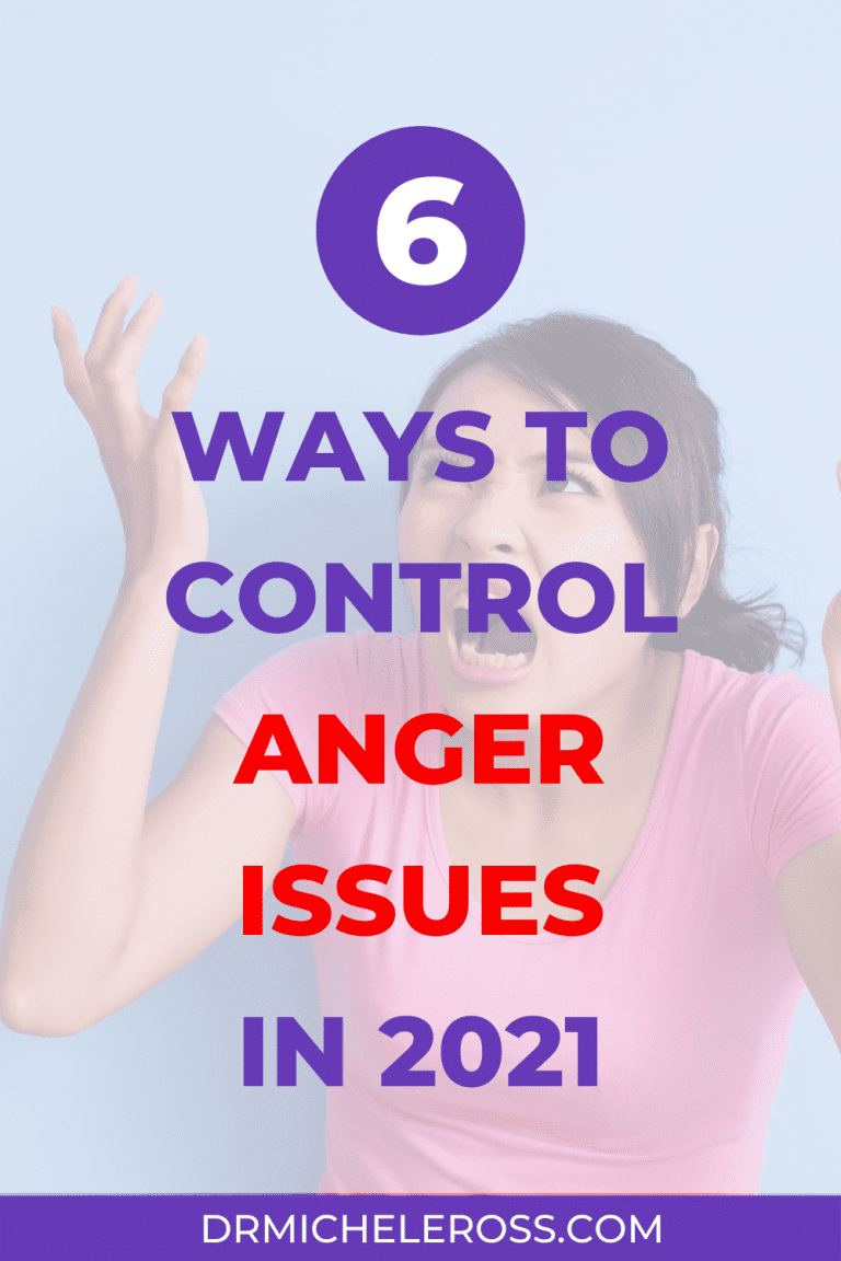 6 Ways To Control Anger Issues In 2021