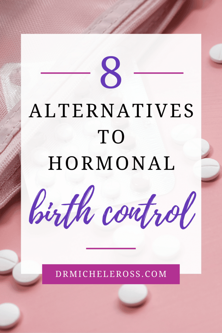 8 Alternatives to Hormonal Birth Control
