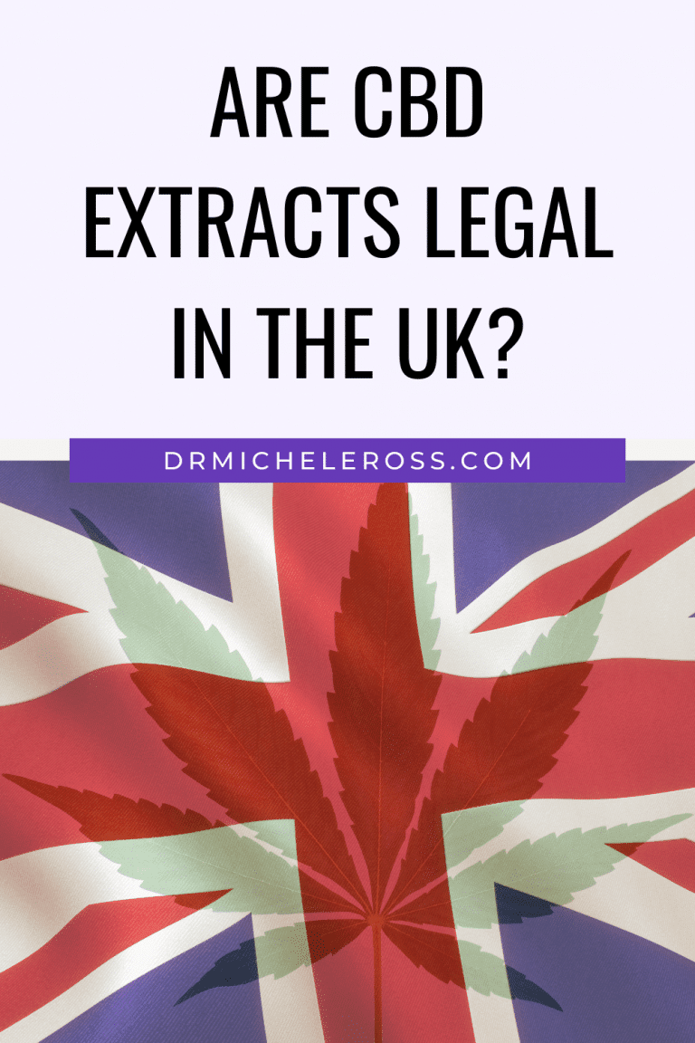 Are CBD Extracts Legal in the UK?