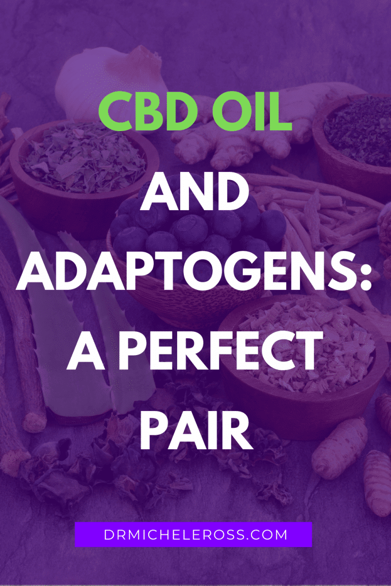 CBD Oil and Adaptogens: The Perfect Pair