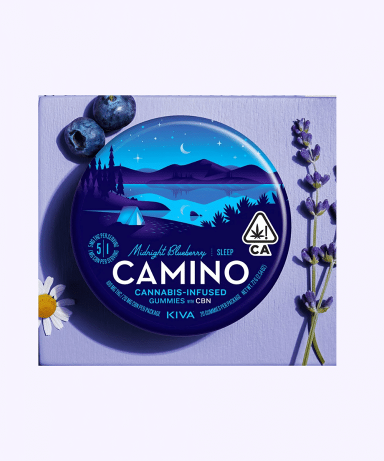 Best CBN Gummies in California - Kiva Confections
