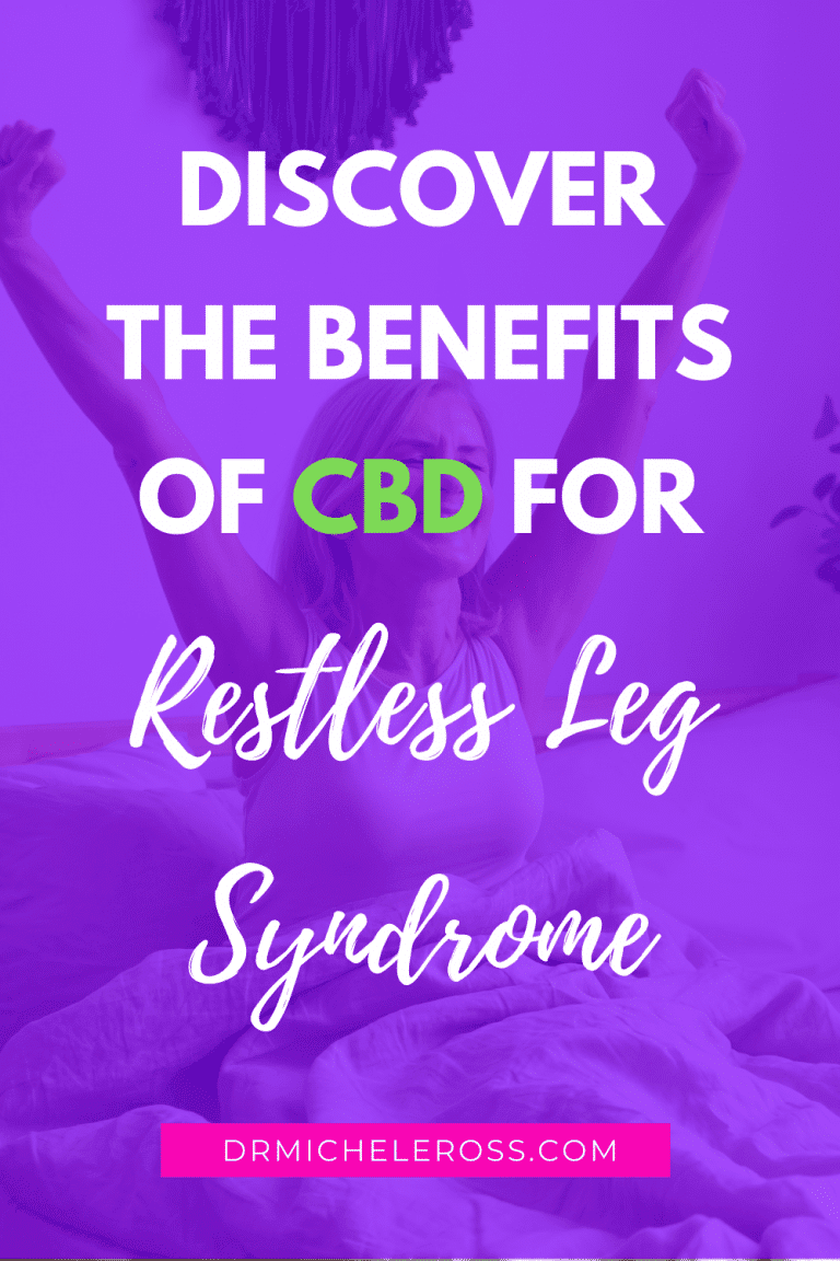 Discover The Potential Benefits Of CBD Oil For Restless Leg Syndrome