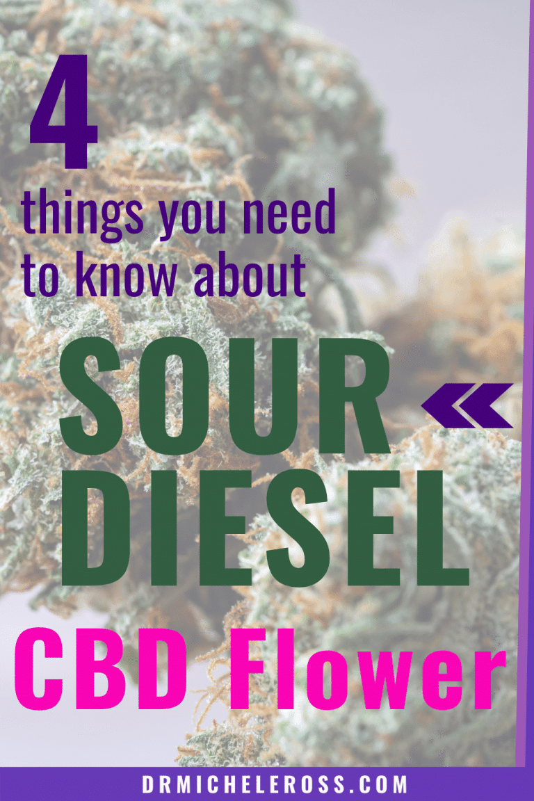 Sour Diesel CBD Flower: 4 Things You Need To Know