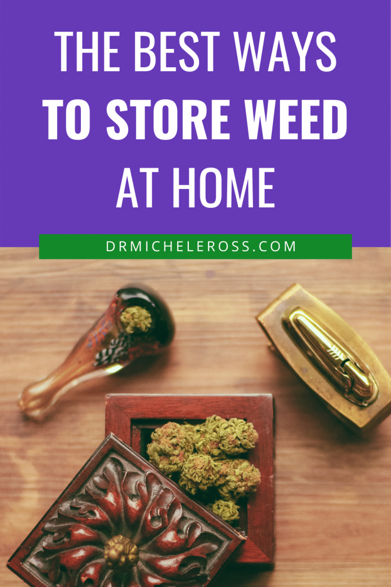 The Best Way To Store Weed At Home