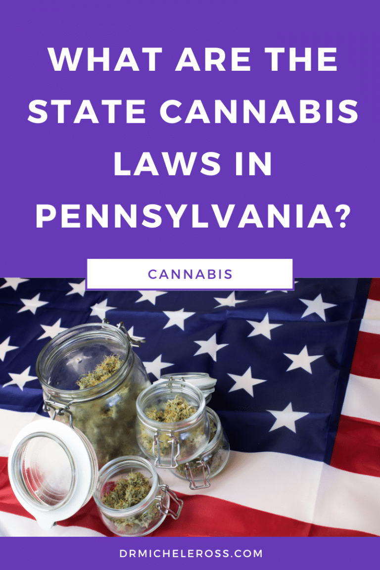 What Are The State Cannabis Laws In Pennsylvania?