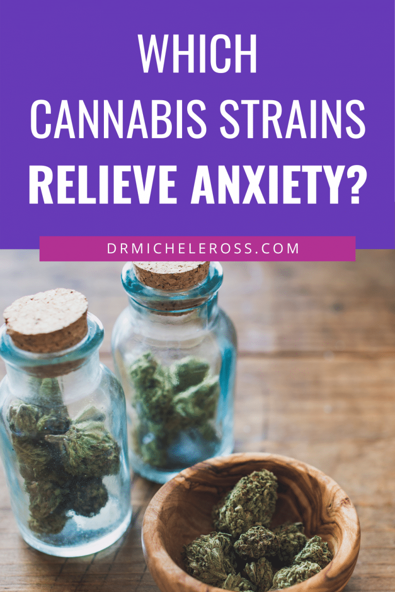 Which Cannabis Strains Help Relieve Anxiety?