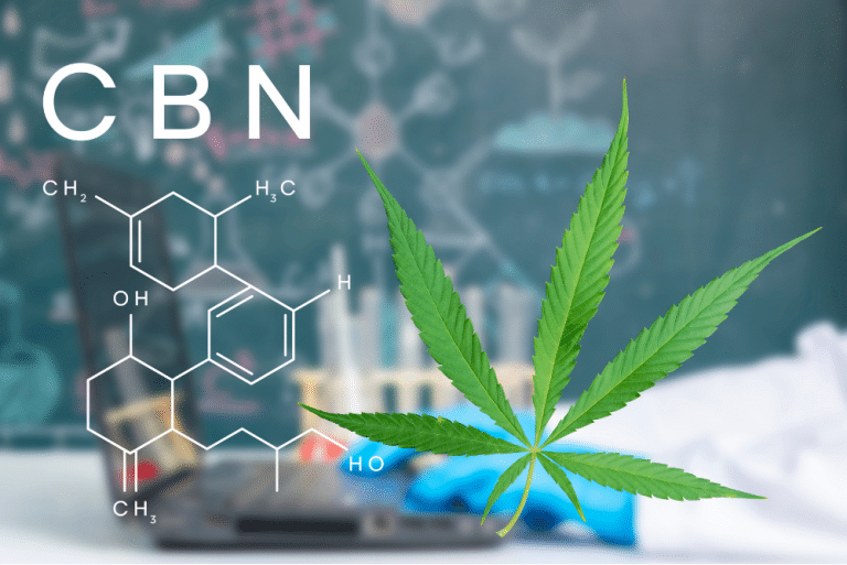 CBN is not the same as CBD or THC