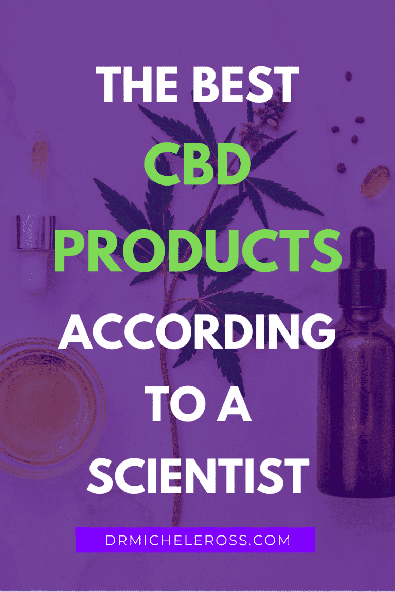 The Best CBD Products According to a Scientist