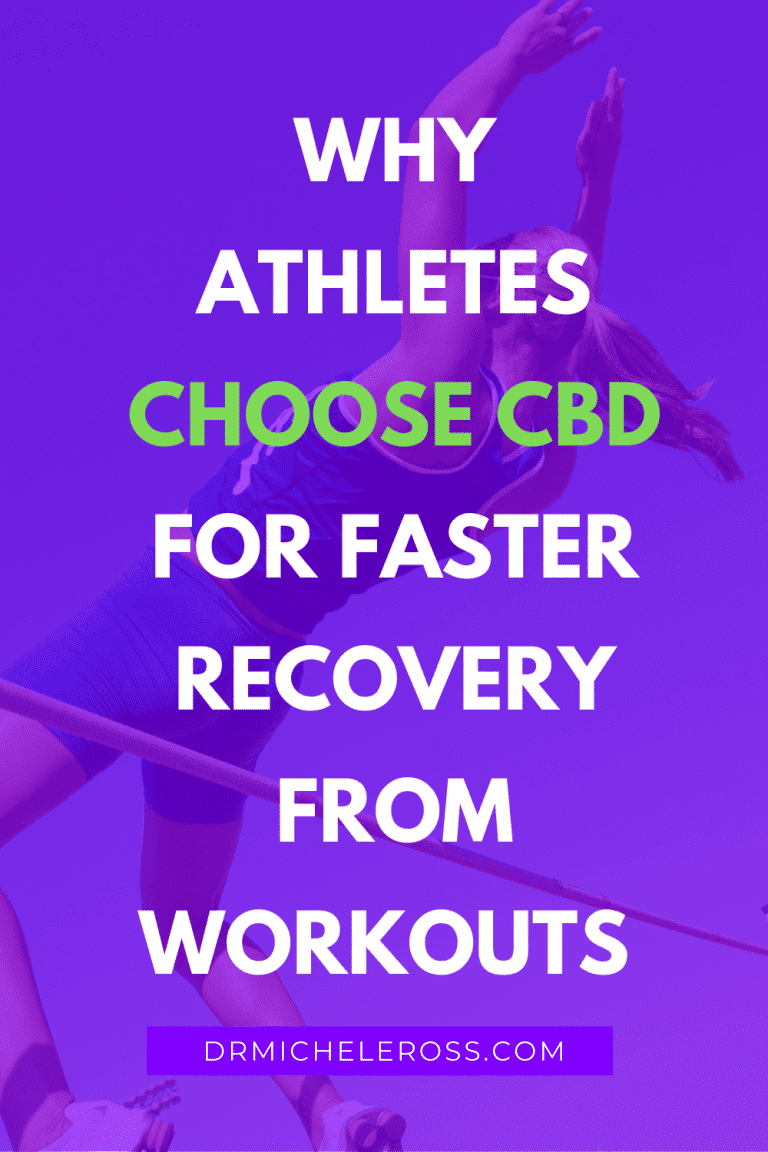Why Athletes Choose CBD For Faster Recovery From Workouts